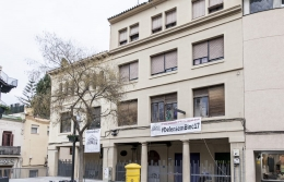 The former bank property known as Bloc 17 will pass into Barcelona's ownership